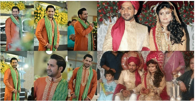 sarfraz ahmad wedding pictures (1)