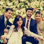 Mahnoor Baloch's daughter Laila Hameed wedding pictures