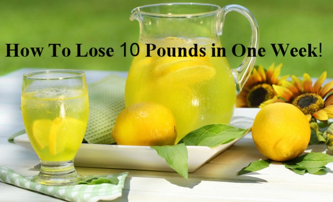 How-To-Lose-10-Pounds-in-One-Week-700x467
