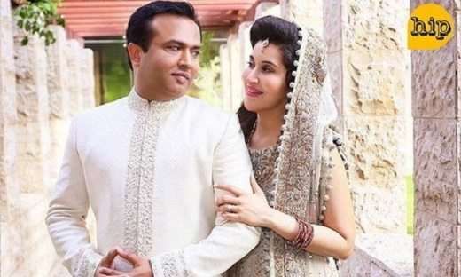 Shaista Wahidi Complete Second Wedding Pictures ...
