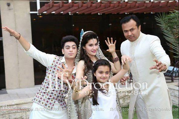 Shaista Wahidi Wedding Pics 4 Pakistani Drama Celebrities