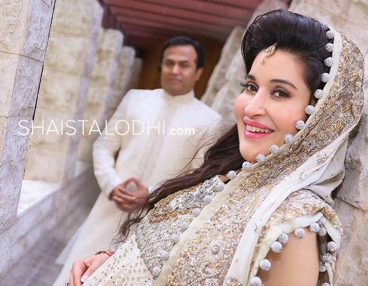 Shaista Wahidi Wedding Pics 7 Pakistani Drama Celebrities