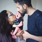 Amina Sheikh and Mohib Mirza, have just been blessed with a Baby