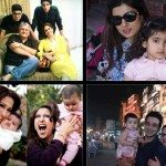 Unseen Photos of Pakistani Famous Celebrities with their families