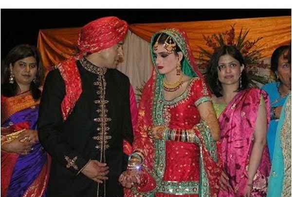 Hira wedding pictures