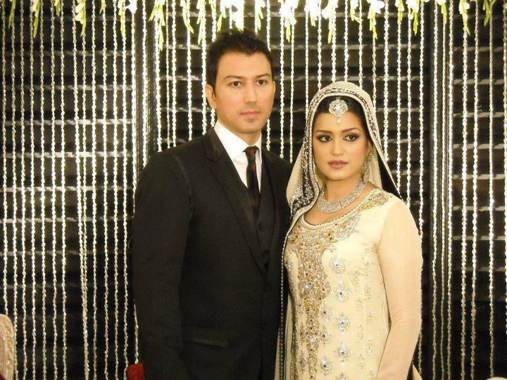 Nazia malik wedding images