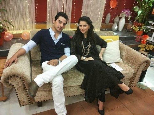 Kunwar Arslan And Fatima Unseen Family Pictures 14