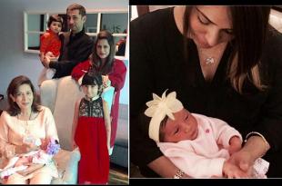 mehreen raheel new born baby (3)