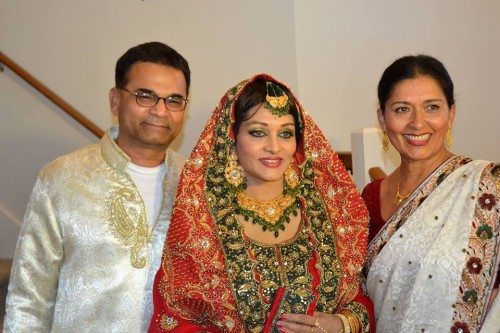 Pakistani actress latest wedding pictures
