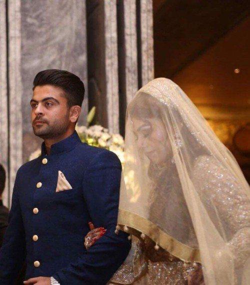 Unseen Wedding Photographs Of Pakistani Cricketers