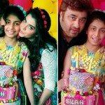 Nida Yasir and Yasir Nawaz 's Daughter Birthday Pictures