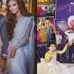 Boxer Amir Khan and wife Faryal Spent £100,000 on their daughter's 2nd birthday !