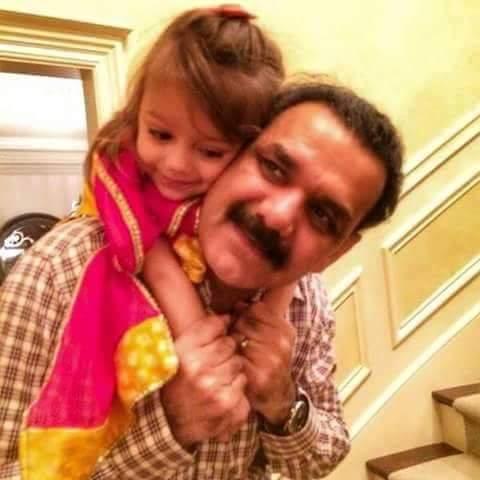 dg ispr general asim bajwa with his adorable grand