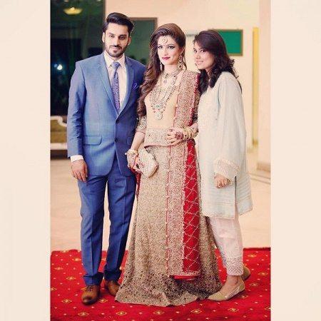 Quratulain-Arif wedding pictures (1)