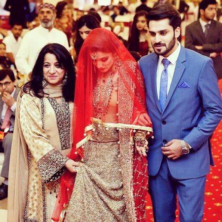 Quratulain-Arif wedding pictures (2)