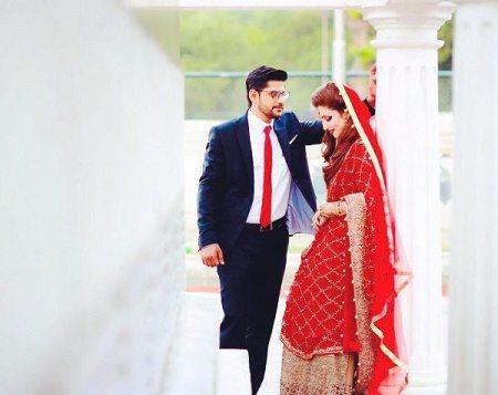 Quratulain-Arif wedding pictures (4)