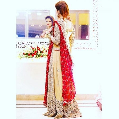 Quratulain-Arif wedding pictures (7)
