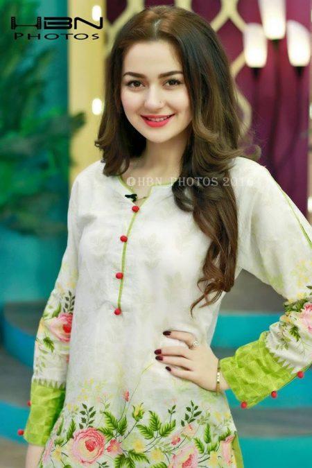 Newcomer Beautiful Haniya Amir Starting Her Career With
