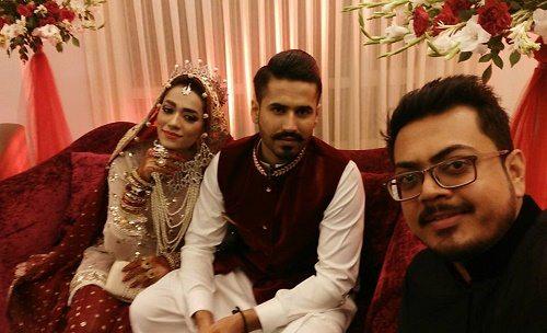 Mathira S Sister Rose Wedding Pictures Pakistani Drama