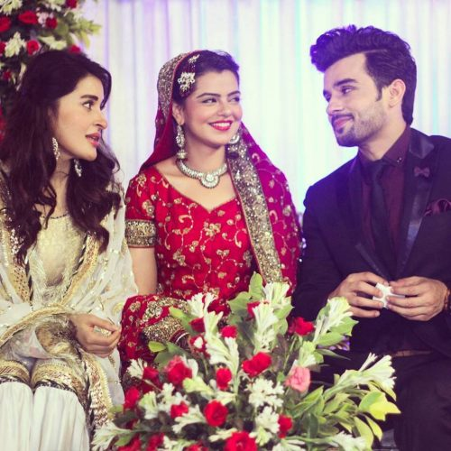 Pictures From Upcoming Drama Of Shaista And Faysal Qureshi