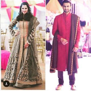 Sania Mirza Sister Anum Wedding 17
