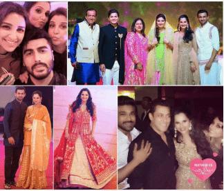 Sania Mirza Sister Anum Wedding 22