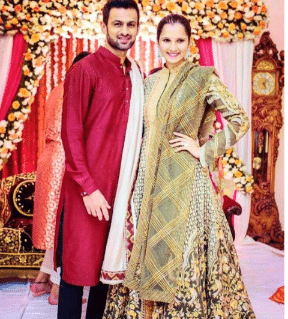 Sania Mirza Sister Anum Wedding 3