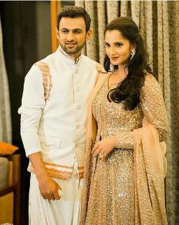 Sania Mirza Sister Anum Wedding 9