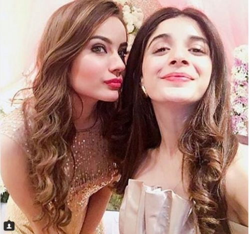 Bridal Shower Hairstyle : Complete pictures & video of urwa hocanes bridal shower