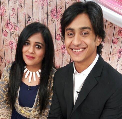 Newly Engaged Couple Yasra Rizvi Amp Abdul Hadi With Sanam Baloch At Her Morning Show Pakistani