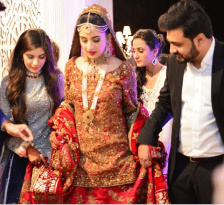 new pictures of azfar rehman wedding pakistani drama