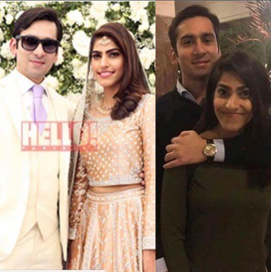Mahira Khan S Ex Husband Ali Askari Wedding Pictures