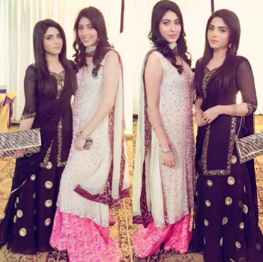 Actress asma abbas son wedding pictures pakistani drama for Asma t salon lahore