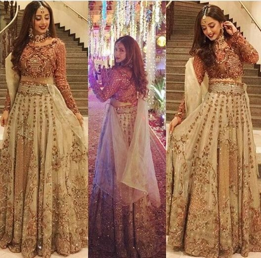 Sanam Chaudhry Beautiful & Gorgeous 3 days Look at Sidra ...