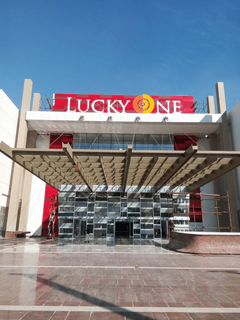 South Asia Largest Mall Lucky One Quot Officially