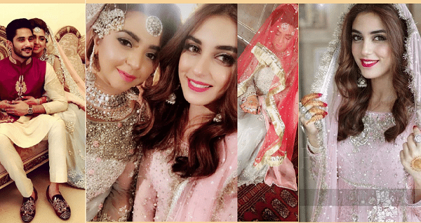 Pakistani reema wedding