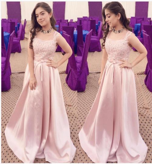Beautiful Arisha Razi Spotted At A Recent Event