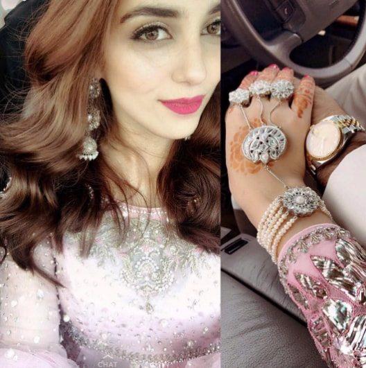 Gorgeous Maya Ali At Brothers Wedding Today