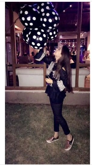 Latest Beautiful Clicks Of Actress Arisha Razi Khan
