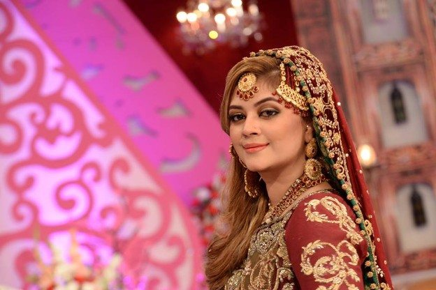actor syed jibran  u0026 wife afifa jibran wedding in nida