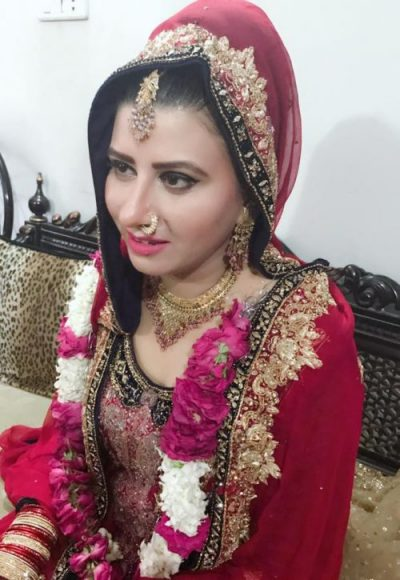 Wedding Pictures of Javeria Saud Sister Rubab Jalil ...