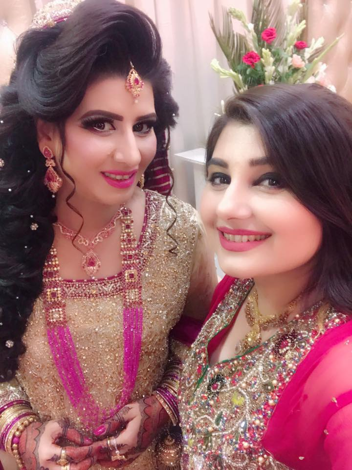 wedding reception  walima pictures of javeria saud u0026 39 s sister