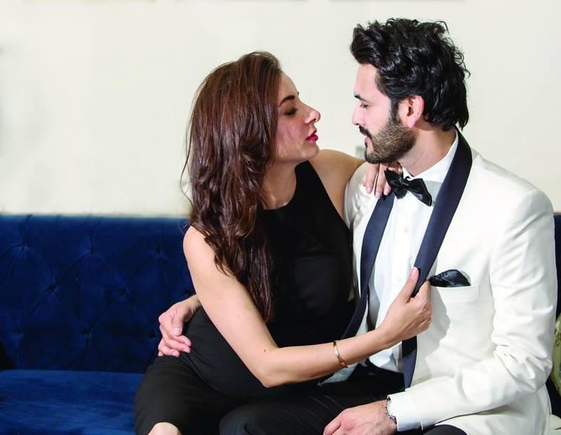 Actress sarwat wedding