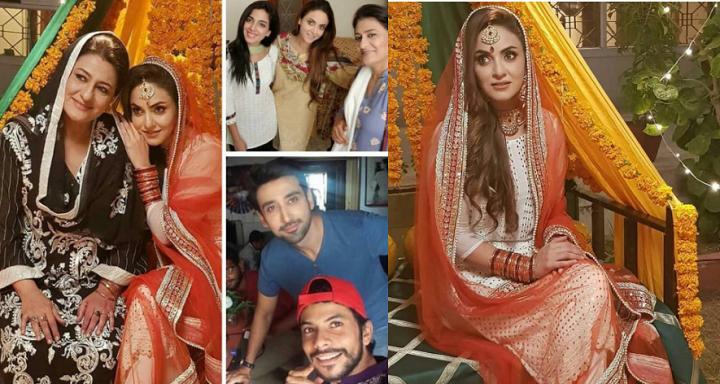nadia khan marriage