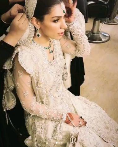 Minal shah wedding