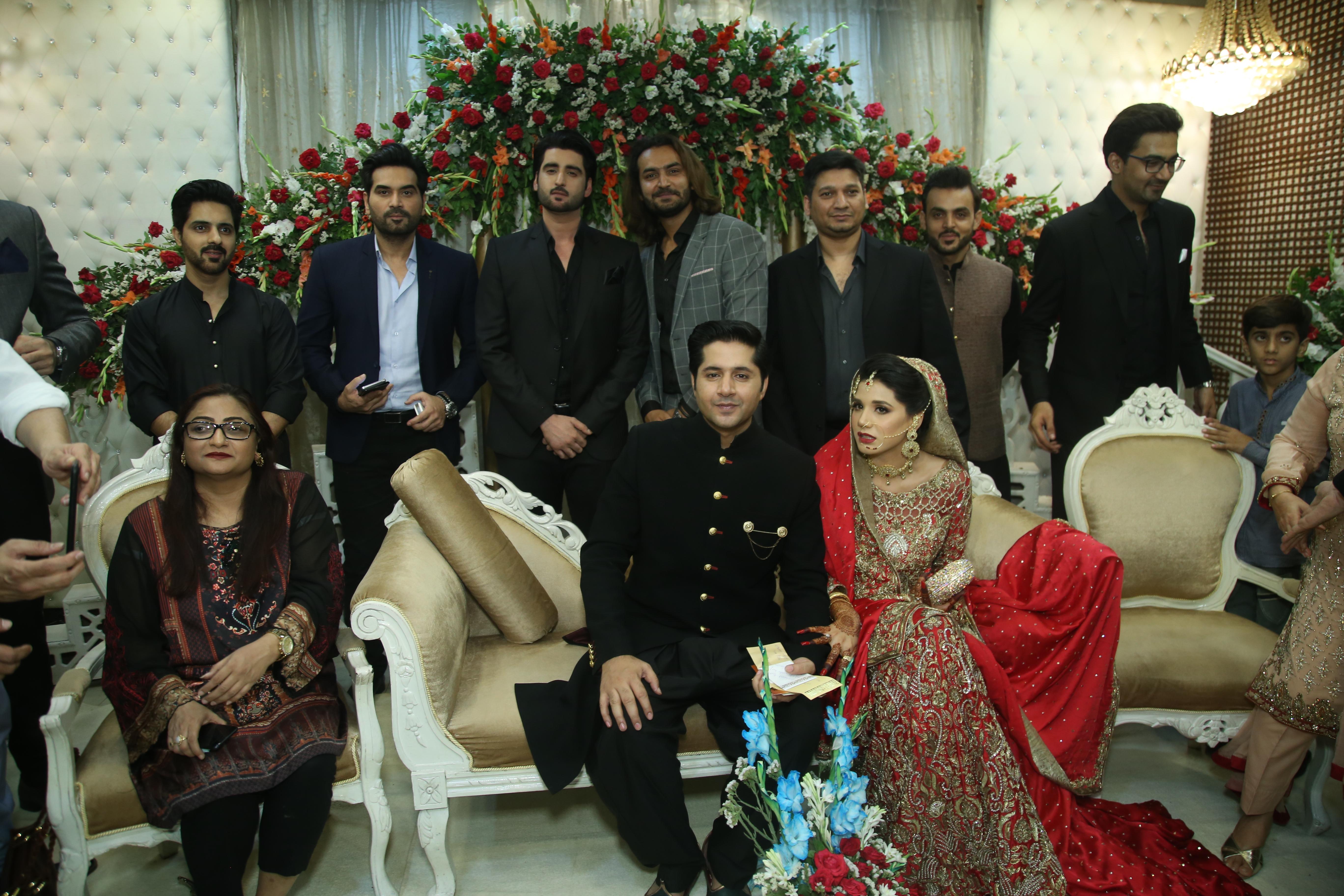complete wedding pictures of imran ashraf  u0026 kiran ashfaq