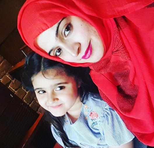 Noor Bukhari Celebrated Birthday With Her Cute Daughter