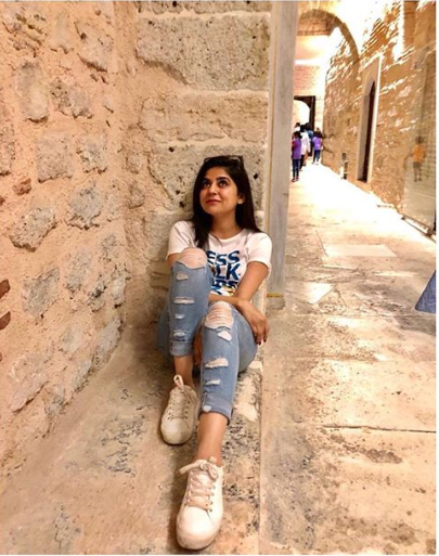 latest pictures of sanam baloch vacationing in turkey