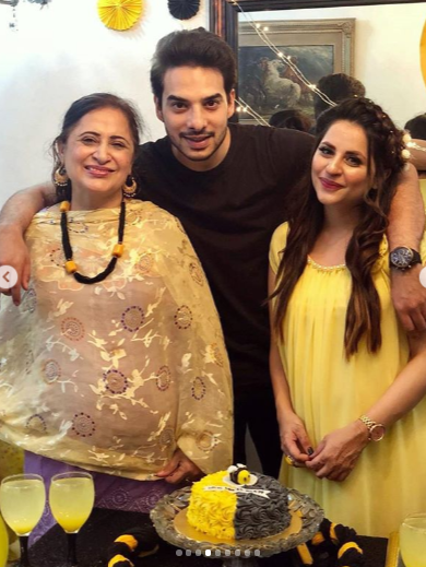 fatima effendi and kanwar arsalan blessed with a baby boy