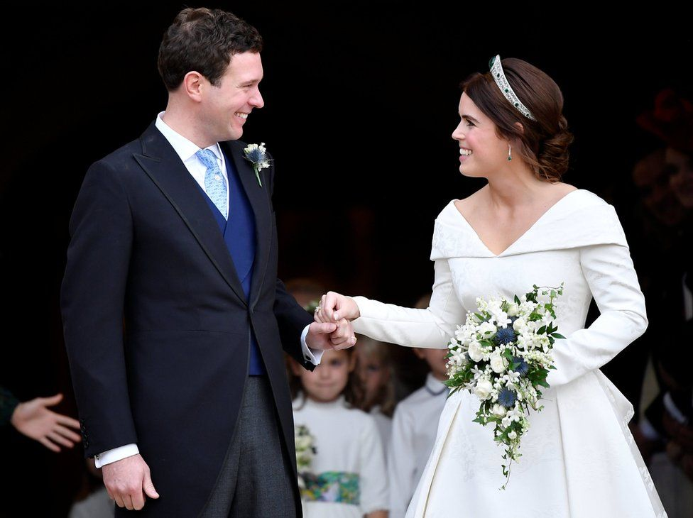 Beautiful Pictures of British Royal Wedding of Princess ...